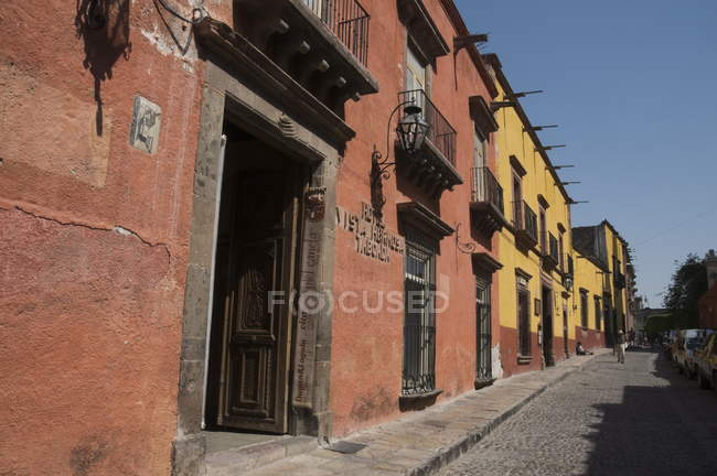 Сан Мігель де Альєнде — стокове фото