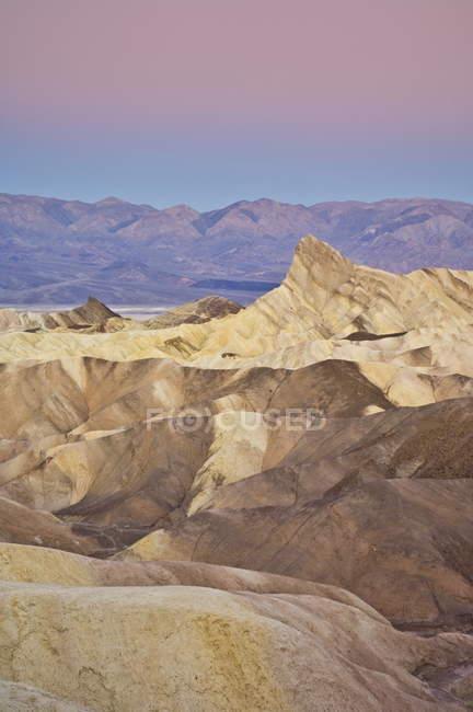 Manly Beacon und Kalksteinen erodiert Ausläufern Formationen — Stockfoto