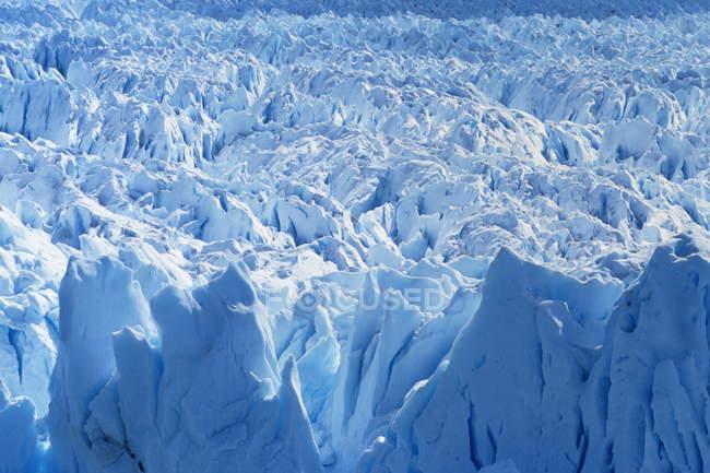 Eisberge am Moreno-Gletscher — Stockfoto