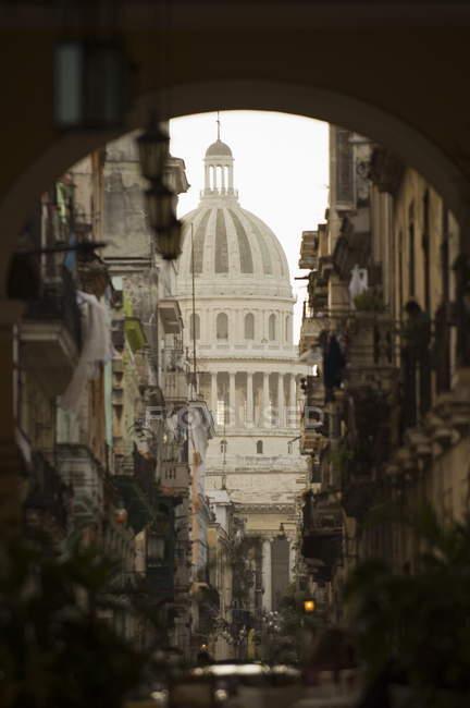 Capitolio nazionale, l'Avana, Cuba — Foto stock
