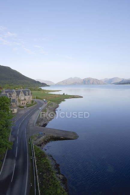 Loch Linnhe, Highlands, Ecosse — Photo de stock