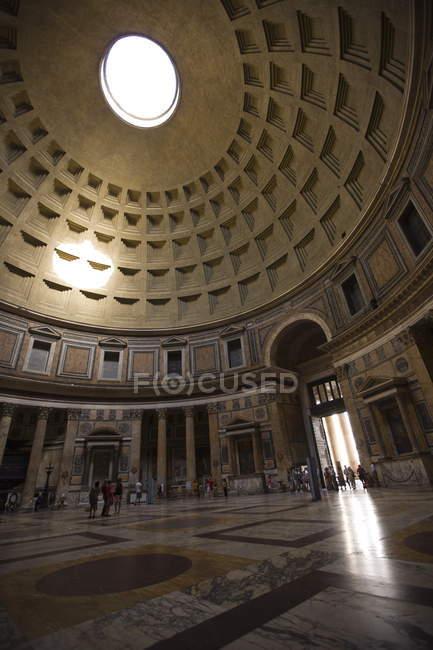 Pantheon, Rome, Lazio — Stockfoto