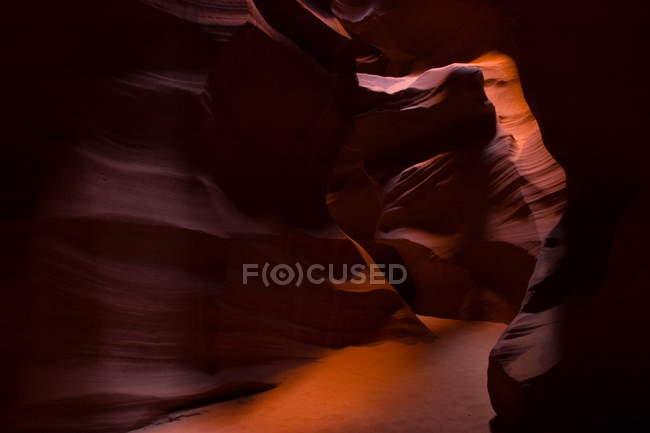 Каньйон Антилопи в США — стокове фото