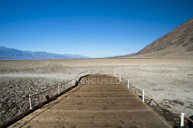 Національний парк Долина смерті — стокове фото