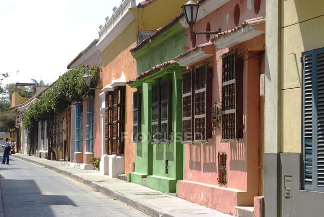 Walled City, Ciudad Amurallada — Stock Photo