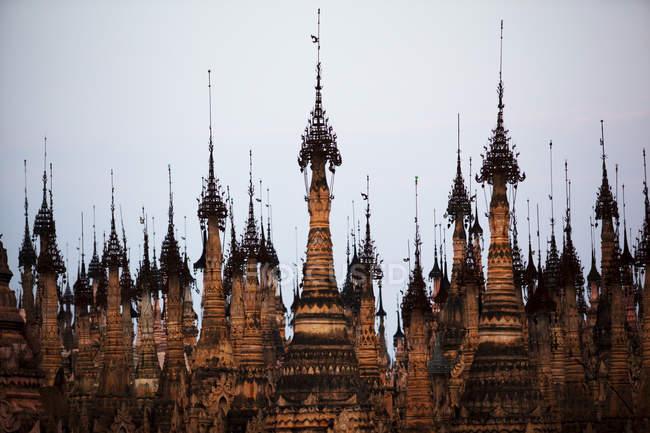 Пагода Kakku комплекс — стокове фото