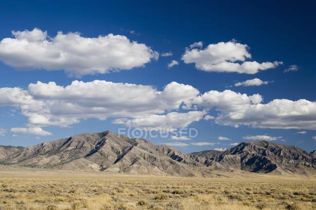 View of Grant Range — Stock Photo