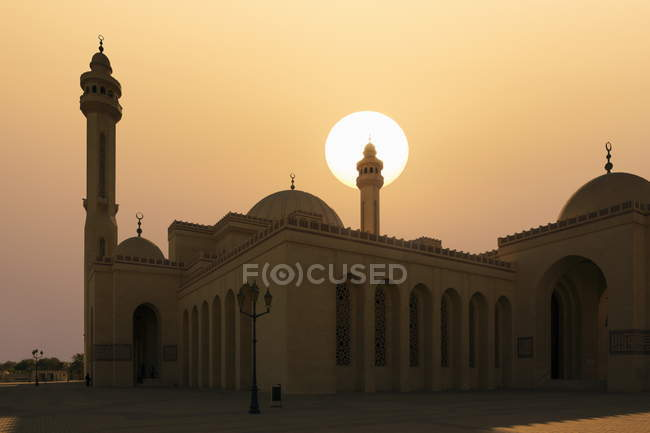 Moschea Al Fateh Grand — Foto stock