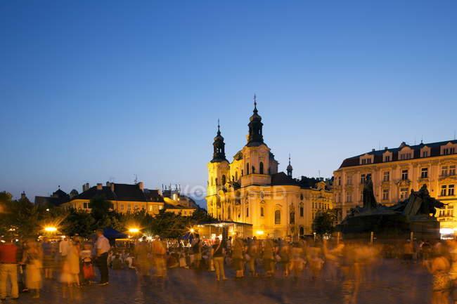 Прага, Чеська Республіка, Європа — стокове фото