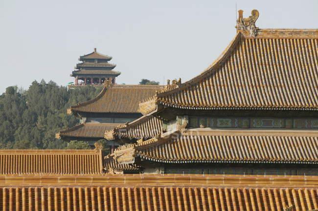 Забороненого міста в Пекіні, Китай — стокове фото