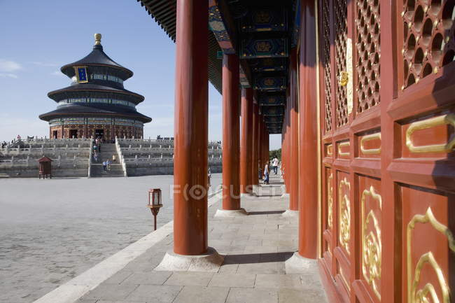 Temple Небес, Пекін — стокове фото