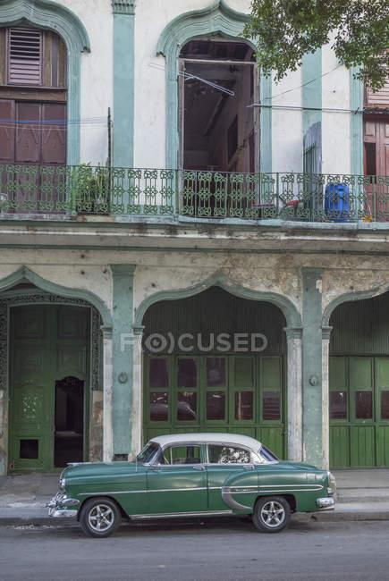 L'Avana, Cuba, Antille, Caraibi — Foto stock
