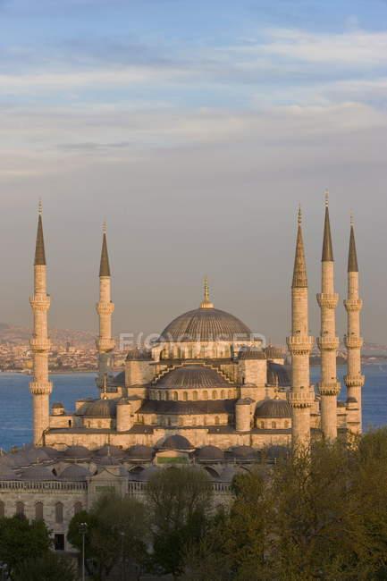 Mesquita Azul, Istambul — Fotografia de Stock