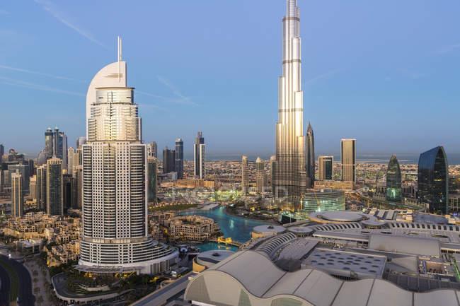 Дубай, Объединенные Арабские Эмираты — стоковое фото