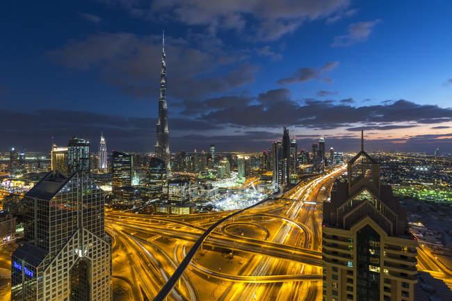 Dubai, Vereinigte Arabische Emirate — Stockfoto