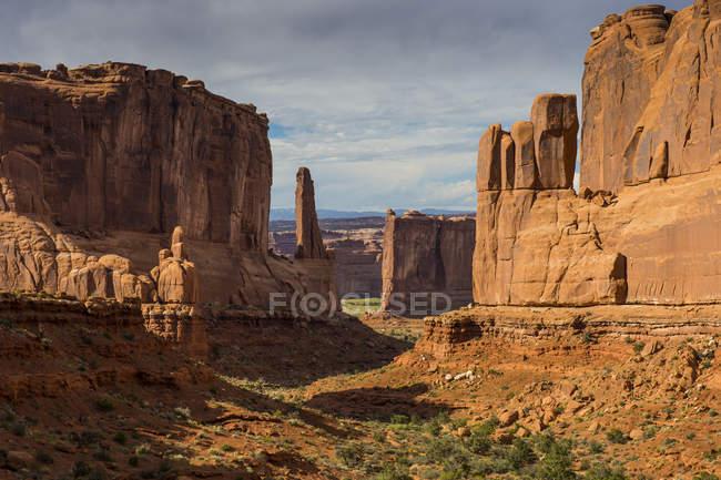 Arches national park — Fotografia de Stock