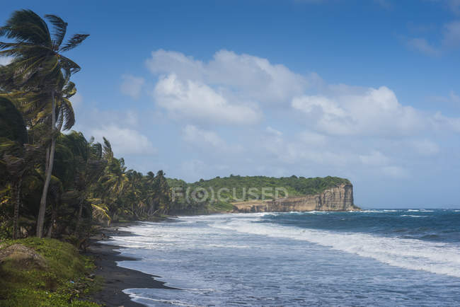 Antoine Bay in north of Grenada — Stock Photo