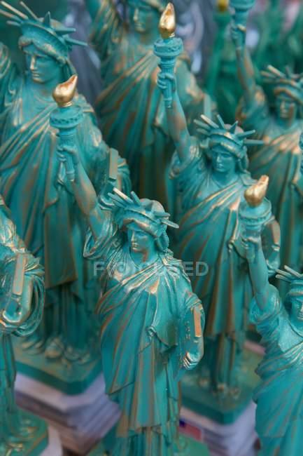 Statue of Liberty souvenirs — Stock Photo