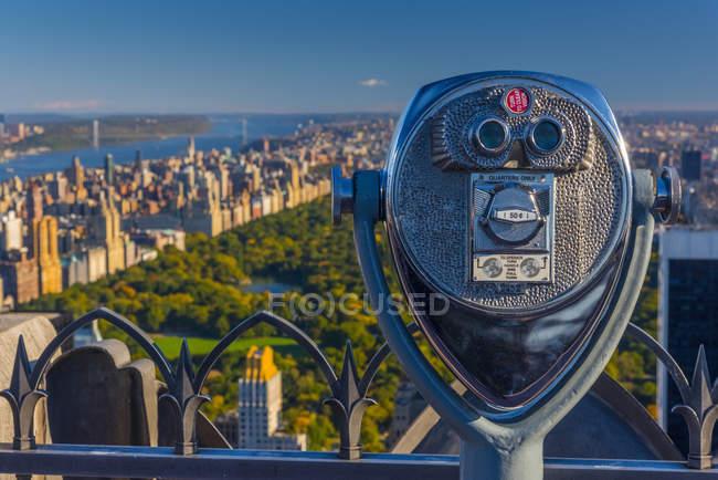 Центральний парк, Midtown, Манхеттен — стокове фото