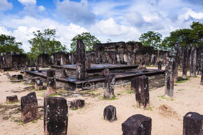 Bouddha Seema Prasada — Photo de stock