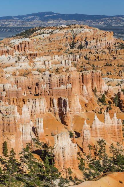 Шаманство скельних утворень — стокове фото