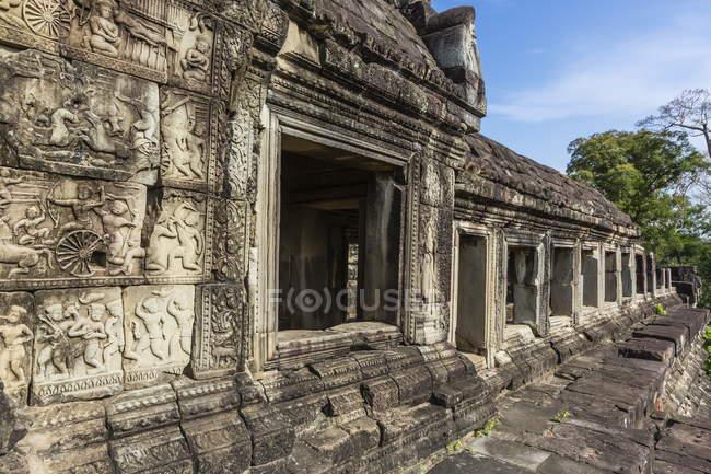 Baphuon temple d'Angkor Thom — Photo de stock