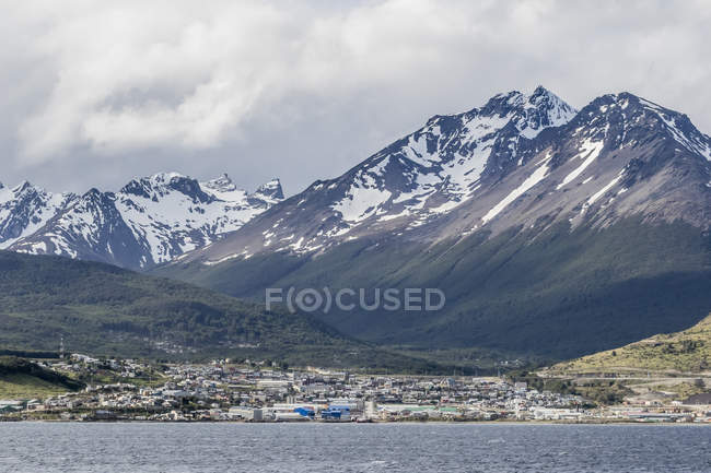 Southernmost city in world Ushuaia — Stock Photo