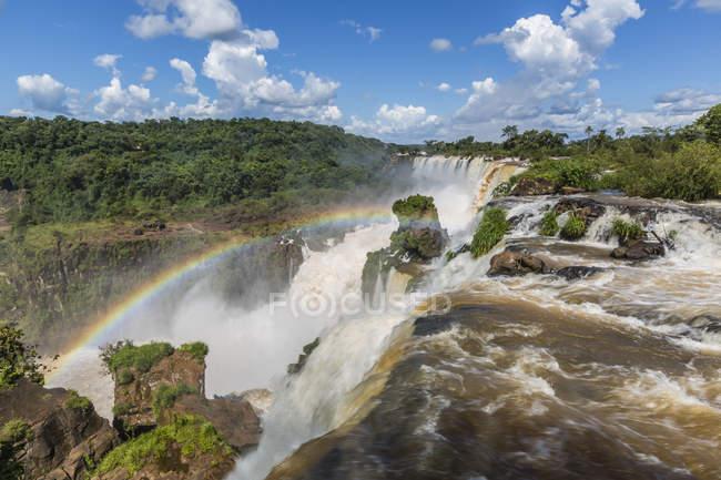 Iguazu Falls National Park — Stock Photo