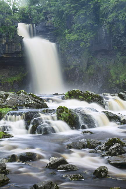 View of Thornton Force — Stock Photo