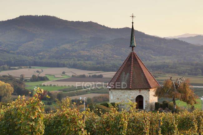 Olbergkapelle Chapel, Ehrenstetten — Stock Photo