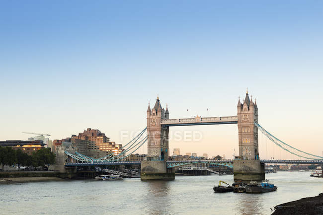Tower bridge, Londra — Foto stock