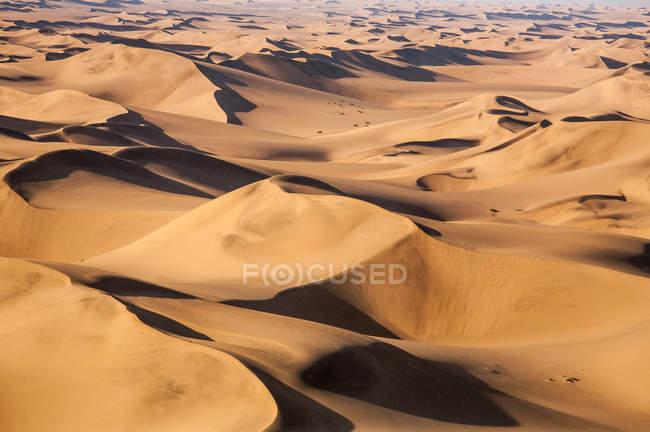 Дюны пустыня Намиб — стоковое фото