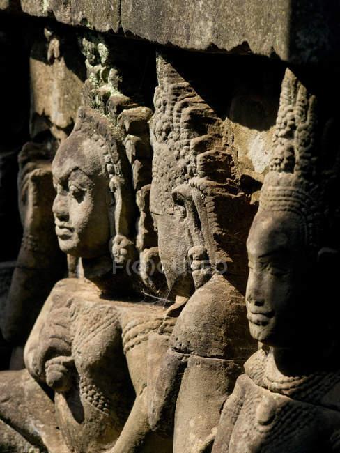Parco Archeologico di Angkor Wat — Foto stock