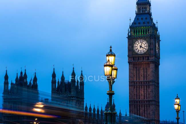 Big Ben, London — Stock Photo
