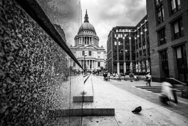 St. Pauls Cathedral in london — Stockfoto