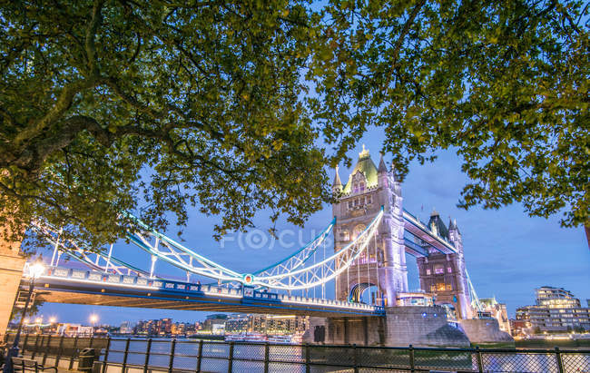 Tower bridge, Londres — Photo de stock