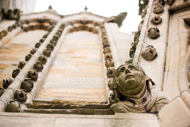 Particolari architettonici di Oxford — Foto stock