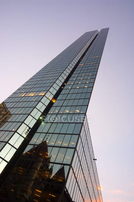 Джон Хенкок башта — стокове фото