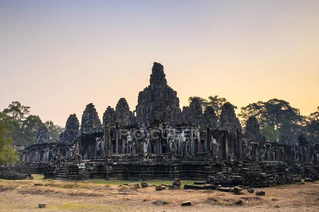 Prasat Bayon temple — Stock Photo