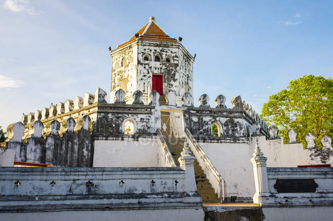 View of Phra Sumen Fort — Stock Photo