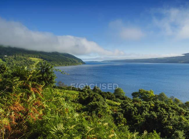 Paysage du Loch Ness — Photo de stock