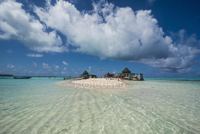 Beautiful island, El Acuario — Stock Photo