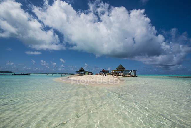 Beautiful island, El Acuario — Stock Photo