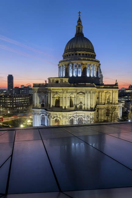 St. Pauls Cathedral, One New Change — Stock Photo
