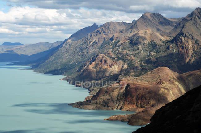Landscape in El Chalten Massif — Stock Photo