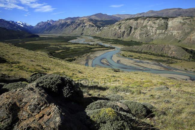 Landscape near El Chalten — Stock Photo