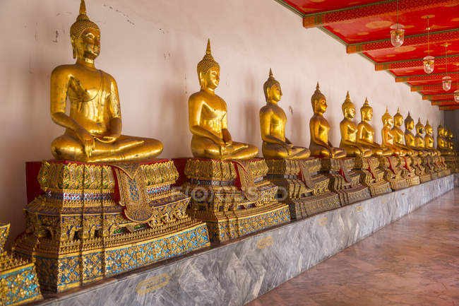Wat Pho, Bangkok, Thailand — Stockfoto