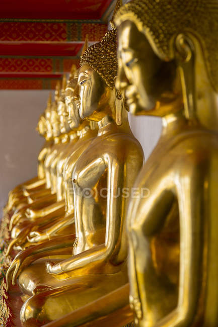 Wat Pho, Bangkok, Thailand — Stock Photo