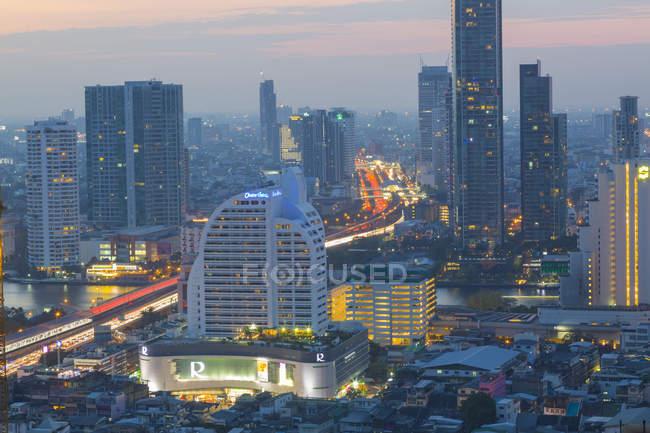 Bangkok, Tailândia, sudeste da Ásia — Fotografia de Stock
