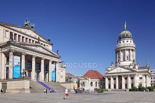 Французский собор, Берлин — стоковое фото